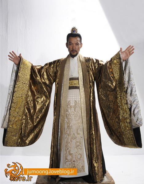 سایت عکسLim So Yeong در افسانه جومونگ و سایت رسمی سریال جومونگ